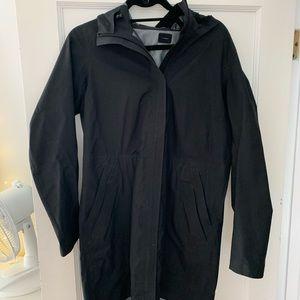 Lululemon Rain Coat - black size 6